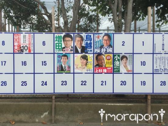160801 第20回 東京都知事選挙-1