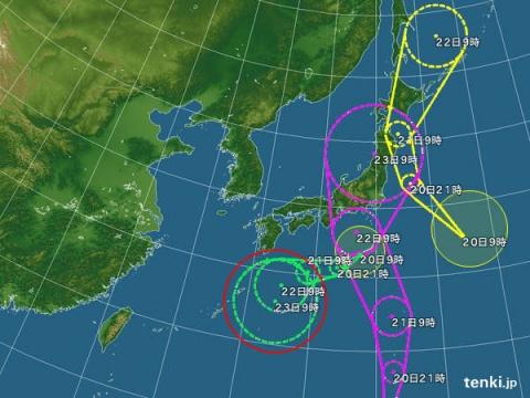1610820 台風ラッシュ-2