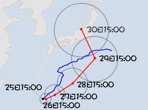 160825 台風10号-2
