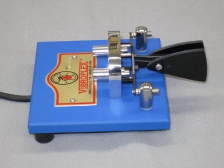 Square Racer Standard BLUE  スクエア レーザー スタンダード ブルー/VIBROPLEX バイブロプレックス