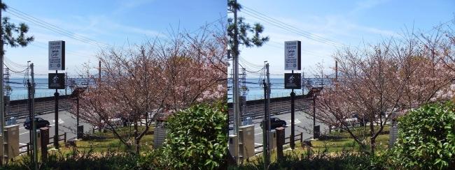 須磨浦公園駅前②(平行法)