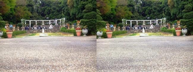 須磨離宮公園 植物園 花の広場①(平行法)