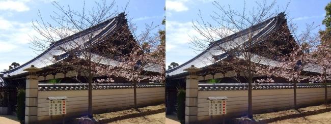 須磨寺 本坊・書院(交差法)