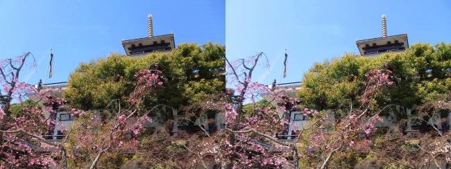 須磨寺 寺務所①(平行法)