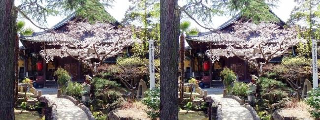 須磨寺 正覚院(平行法)