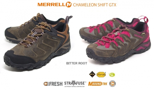 MERRELL CHAMELEON SHIFT GORE-TEX