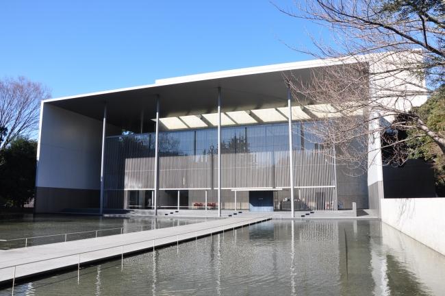 東京国立博物館法隆寺宝物館