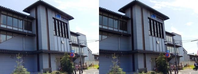 JR法隆寺駅①(交差法)