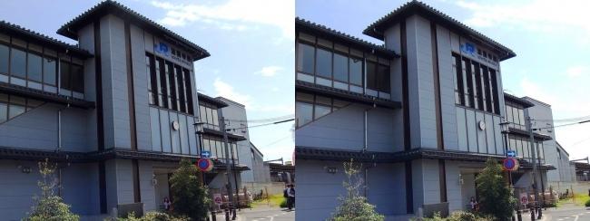 JR法隆寺駅①(平行法)