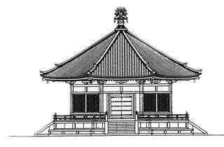 鎌倉時代後の法隆寺