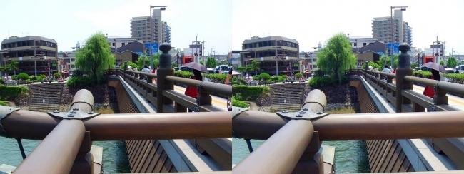 宇治橋②(平行法)