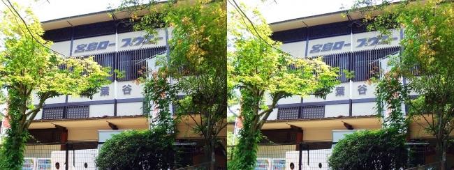 宮島ロープウェー 紅葉谷駅③(平行法)