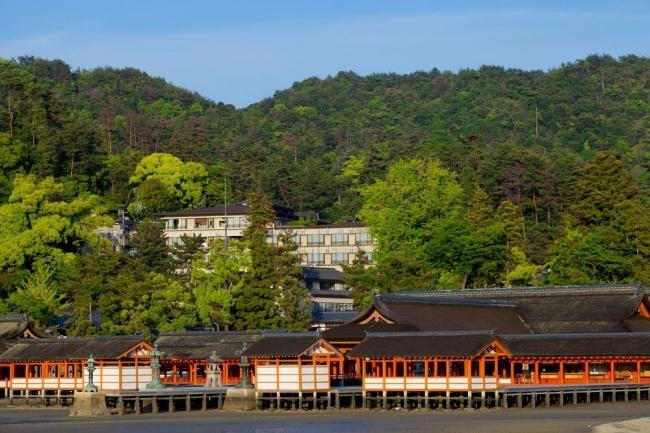 嚴島神社・宮島グランドホテル有もと