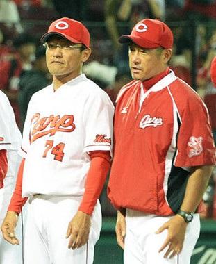 河田コーチ・石井コーチ