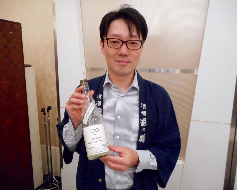 マチダヤ試飲会2016萩の鶴