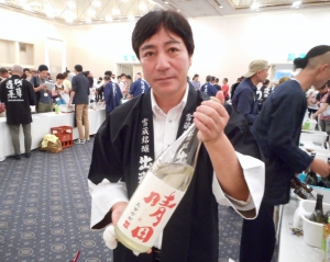 マチダヤ試飲会2016晴田
