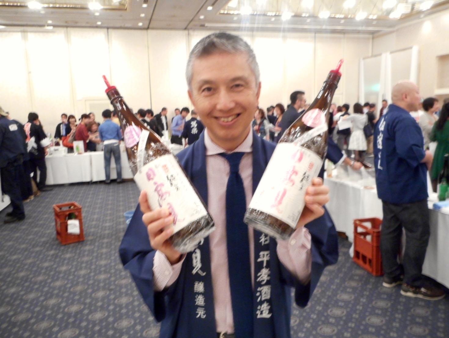 マチダヤ試飲会2016日高見