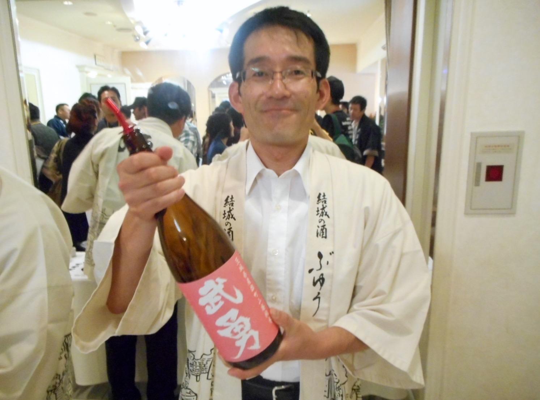 マチダヤ試飲会2016武勇