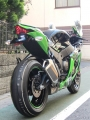 ZX-10R フェンダーレスキット (2)