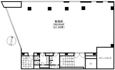 東神田堀商ビル 45階