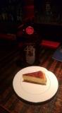 メーカーズマーク46とチーズケーキ