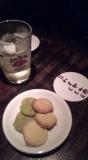ココナッツ入りクッキー28,7,25