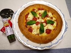 米粉のピザ 2016年秋