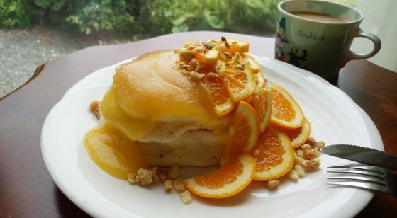 シトラスパンケーキ4