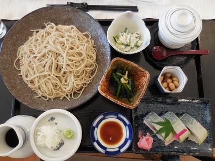 鯖寿司セット