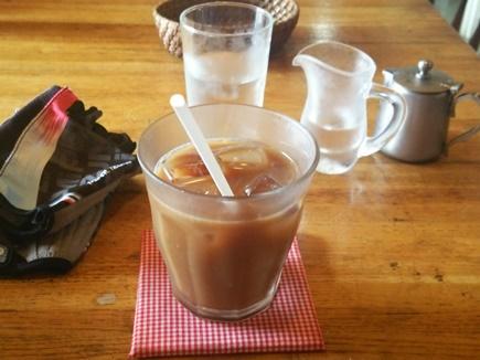 元気の出るアイスコーヒー