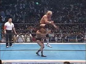 第1回IWGP猪木vsホーガン