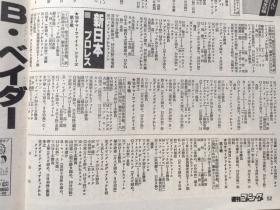 1988サマーファイト・シリーズ1