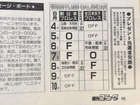1988サマーファイト・シリーズ12