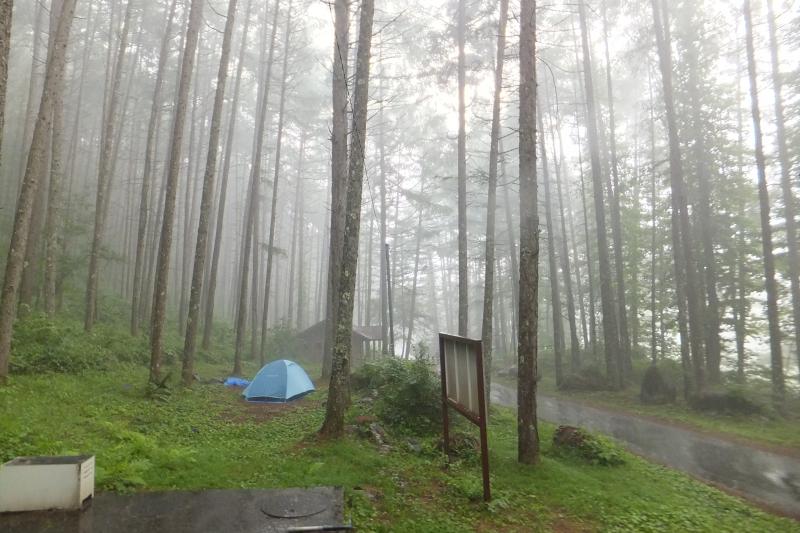 立場川キャンプ場 コンデジ 051