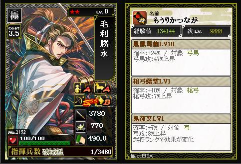部隊編成 - 戦国IXA(1)