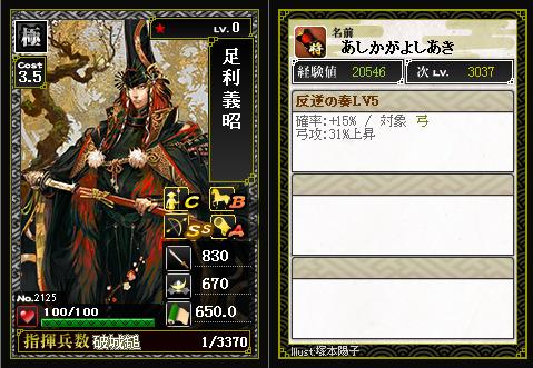 部隊編成 - 戦国IXA(2)