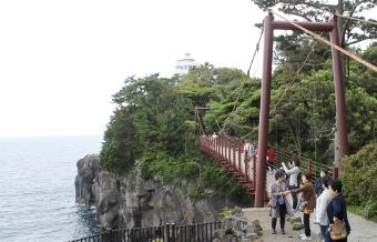 城ヶ崎海岸門脇吊り橋