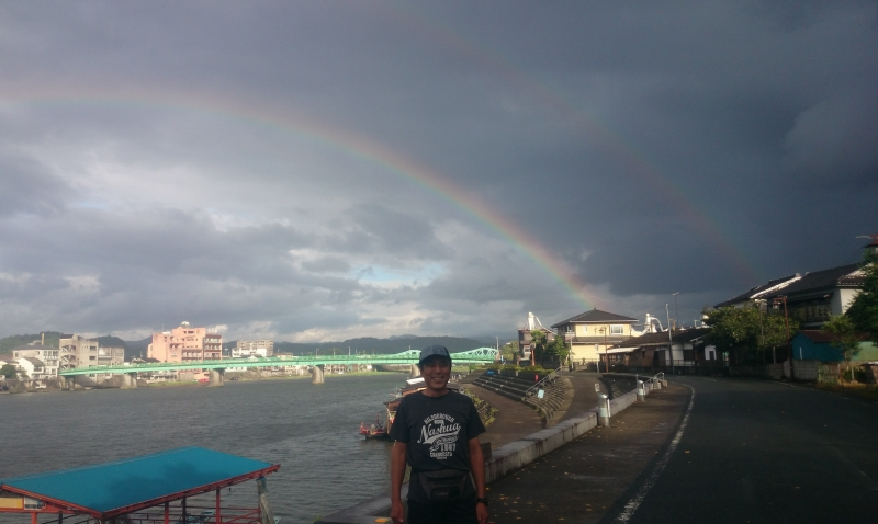 二重の虹 (2)