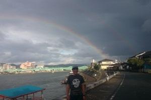 二重の虹 (3)