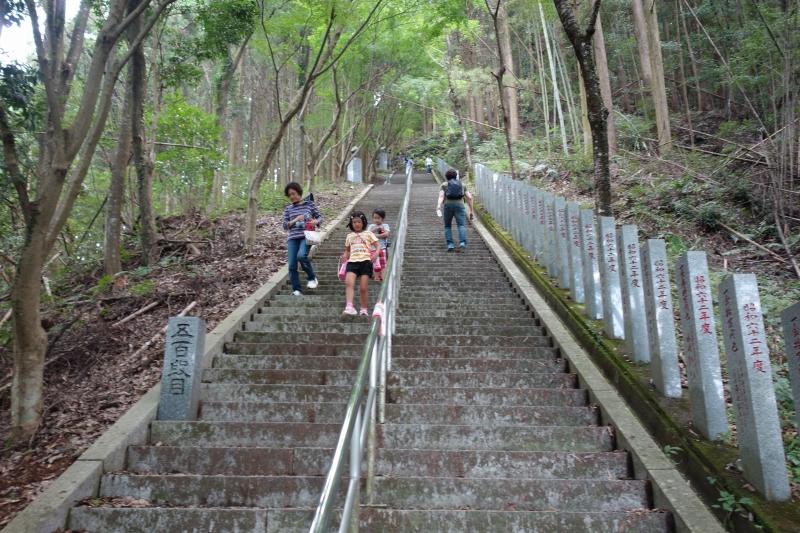 日本一の石段 (4)