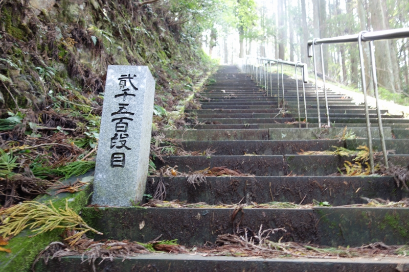 日本一の石段 (11)