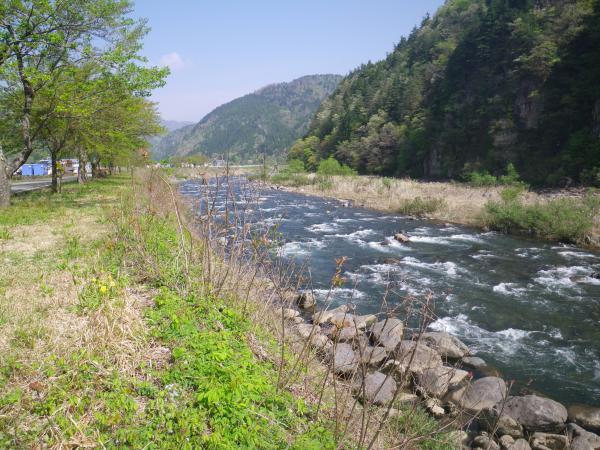 大和町の釣り場