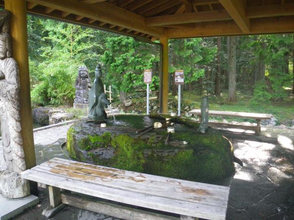 森水汲み場