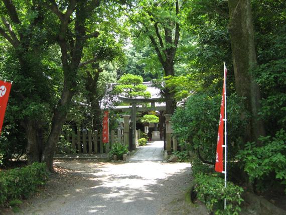 白雲神社(京都)01-01