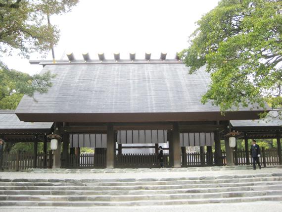 熱田神宮・本殿11