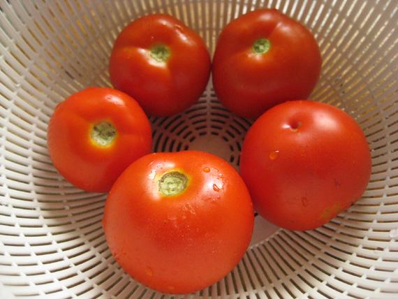 トマトごはん01