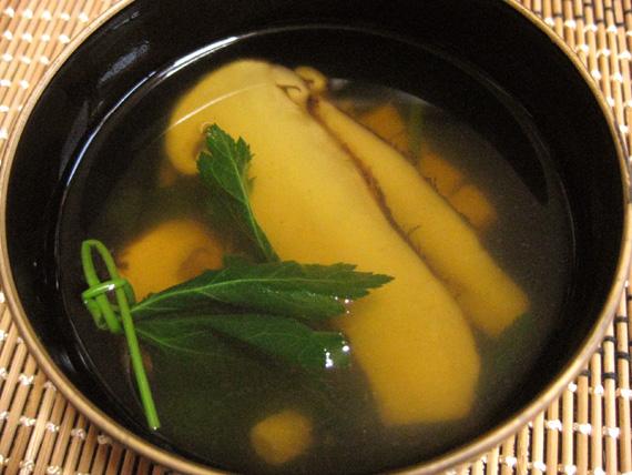 松茸バラ寿司07