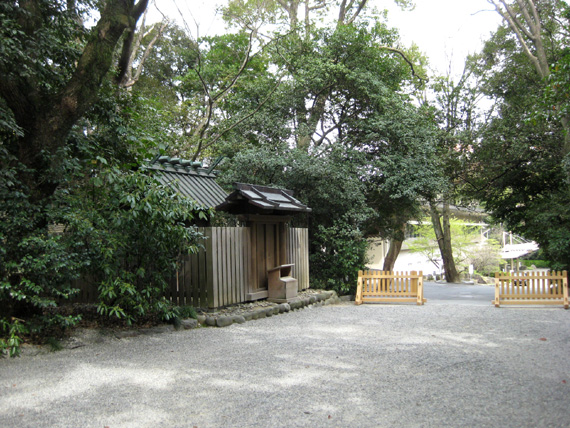 大幸田神社・相撲場01