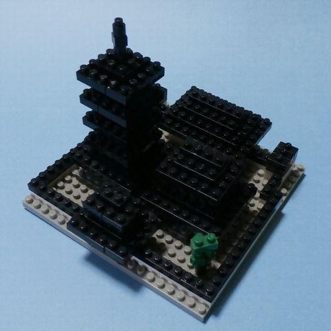 3503法隆寺伽藍3