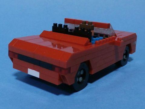 3593オープンカー3